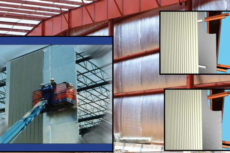 Reflective Insulation - Best Benner Building Corp